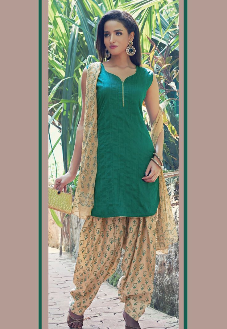 A pre-mendhi party outfit