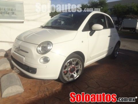FIAT 500 2009 Blanco Manual, Guadalajara, Jalisco, ID 937919
