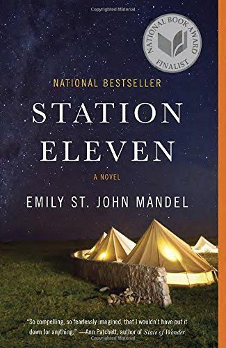 Station Eleven: Amazon.co.uk: Emily St John Mandel: 9780804172448: Books
