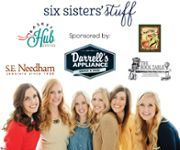 An Evening with Six Sisters Stuff - Jun 3, 2017 5 pm at the Riverwoods Conference Center - Logan, UT. The Herald Journal invites you to an Evening with Kendra, Camille, Lauren and Elyse from Six Sisters' Stuff. They will be doing food demonstrations and talking about many of the topics covered in the Six Sisters' Stuff Blog. Purchase a VIP ticket and get the opportunity meet with the Sisters in person, one on one.  Price: $10 - $35 Tickets available exclusively at www.deals.hjnews.com