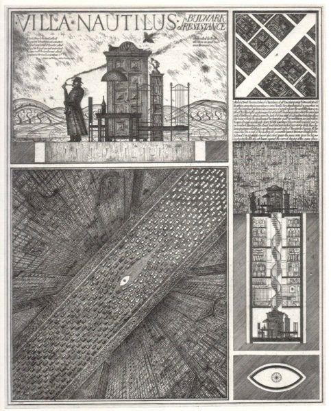 Los Arquitectos de Papel [Paper Architects],