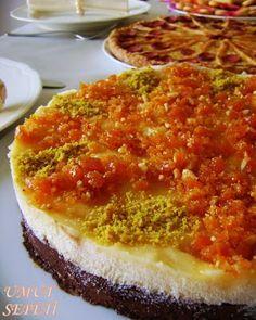 Umut Sepeti – Pratik Yemek Tarifleri – Krokanlı Nefis Parfe