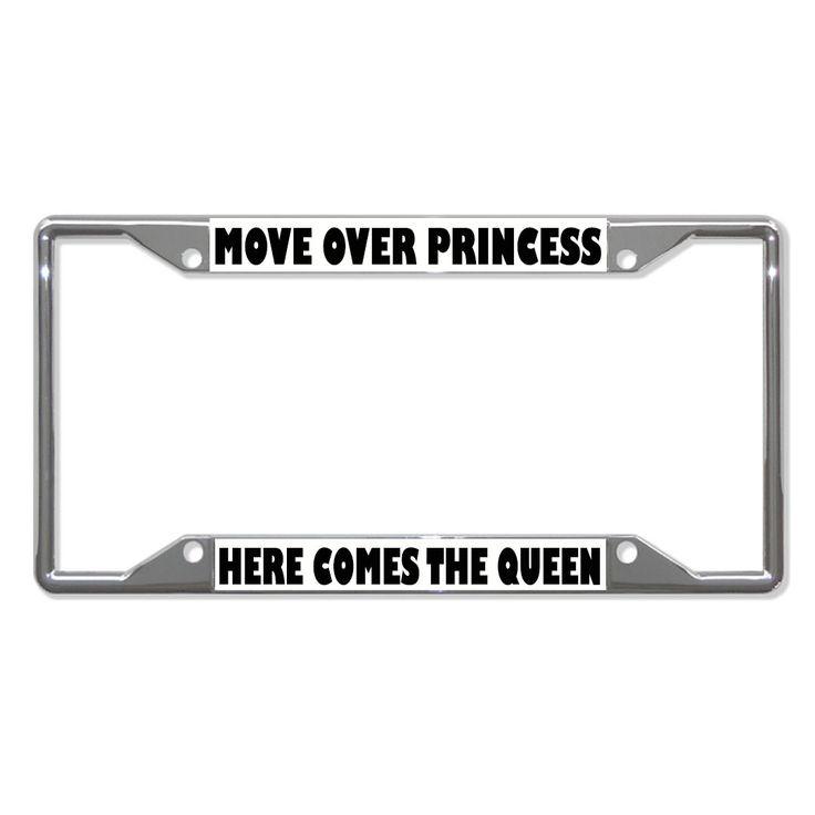 34 best Humor Funny License Plate Frames images on Pinterest ...