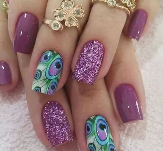 Latest Nail Art Designs 2016 2017