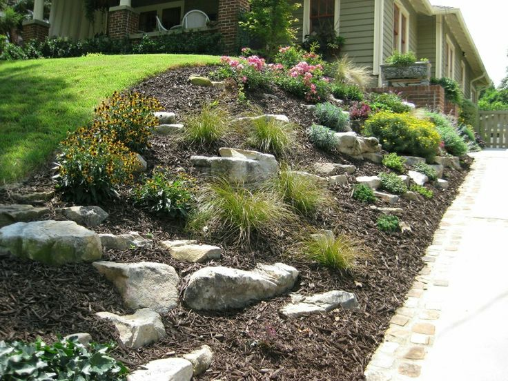 How To Manage A Pesky Slope In Your Front Yard That Isnt Doing Much