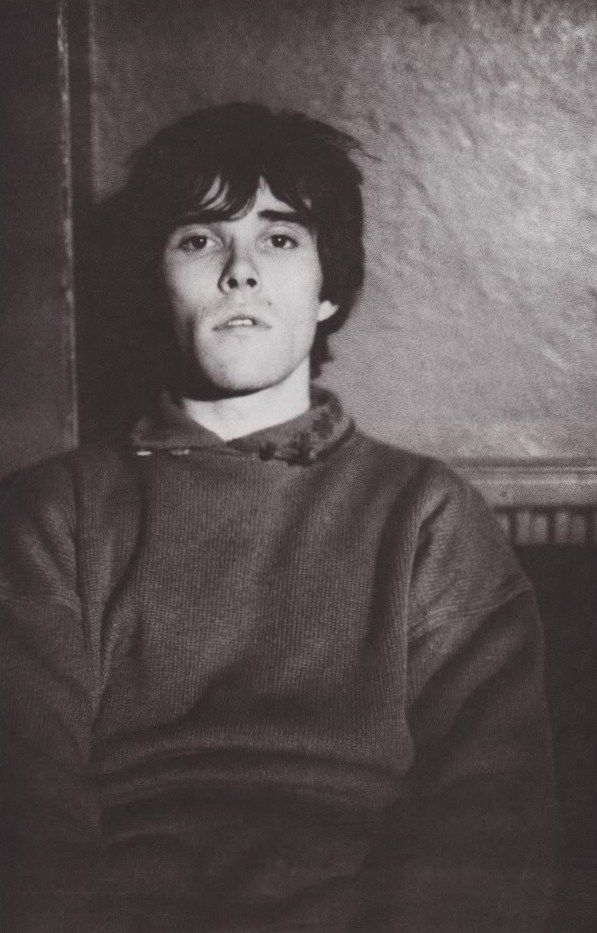 All day long Ian Brown