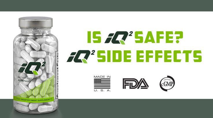 iQ2 Side Effects Is iQ2 a Safe Nootropic Supplement  Supplements ScoreCard