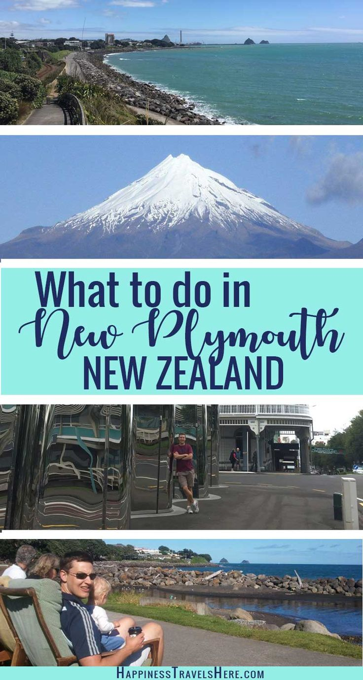 New Plymouth is a beautiful city on the North Island of New Zealand from Mountain to Surf, Arts and Culture great coffee and Great food it should be part of every New Zealand itinerary. #New Zealand #Travel