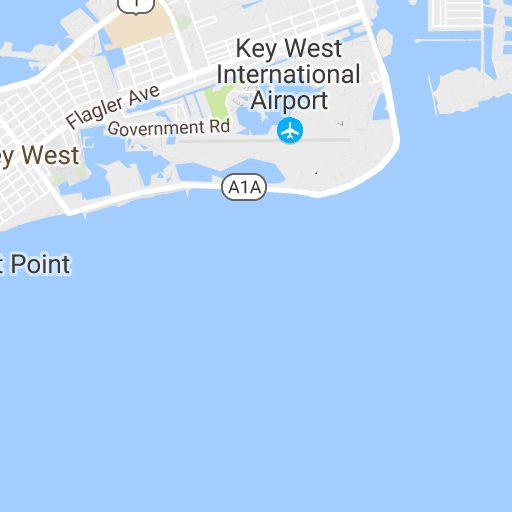Key West Bike Trails - Maps of Bike Routes in Key West, FL