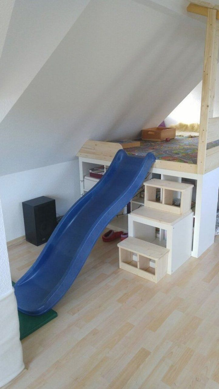 Kallax Bett Kinderzimmer In 2020 Mit Bildern Bett Kinderzimmer Kinder Zimmer