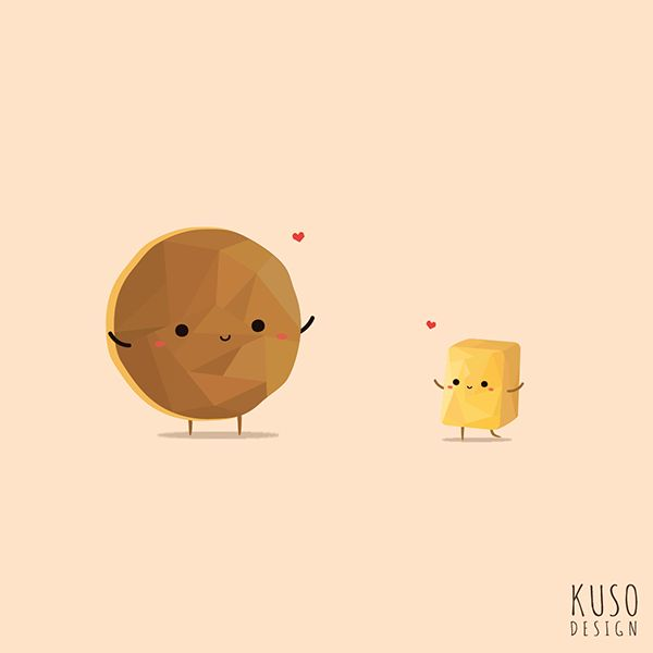 Pancake and Butter by kusodesign on deviantART