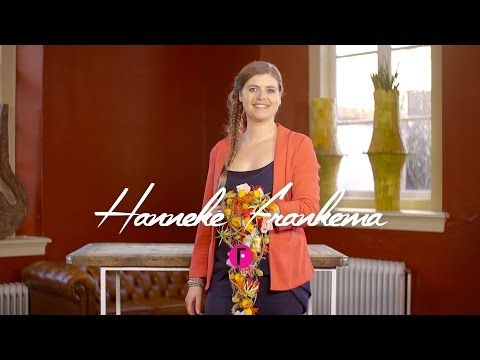 Colorful Bridal Bouquet by Hanneke Frankema | Inspired by Flower Factor | Bouquet - YouTube