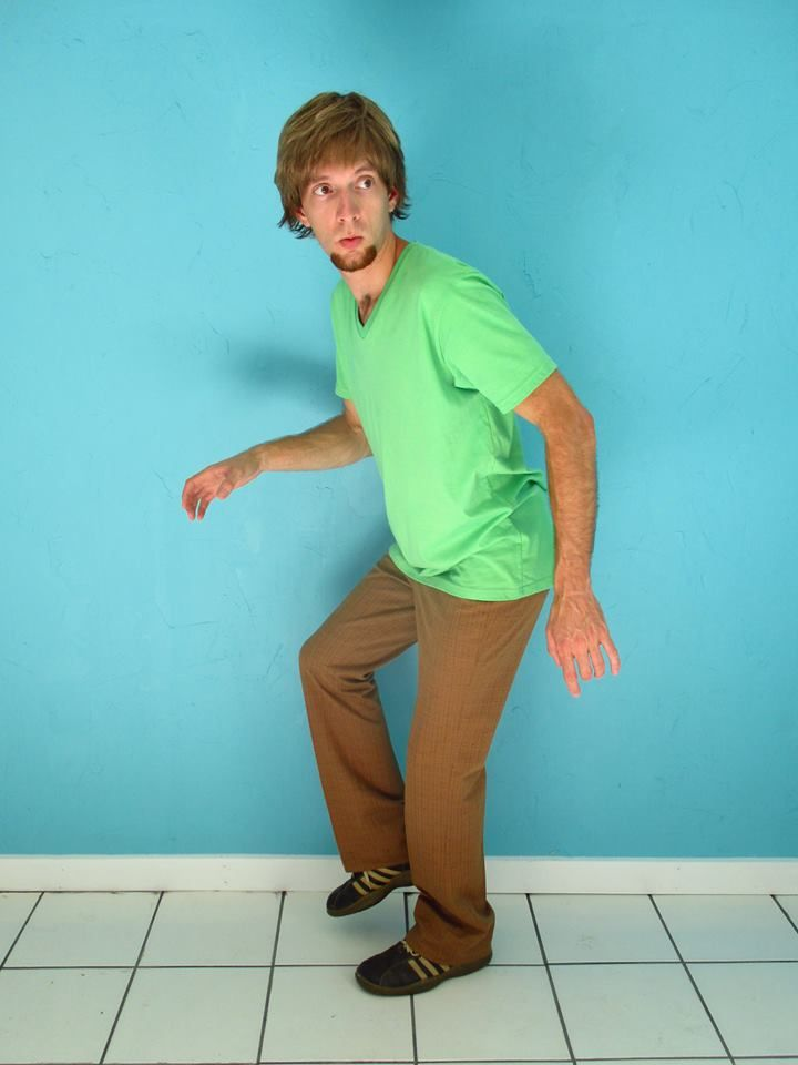 Shaggy Scooby Doo costume Halloween
