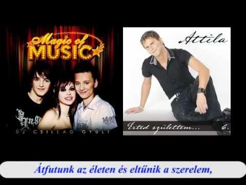 Tilinger Attila feat. Magic Of Music - Könyörgés a szerelemért + dalszöveg - YouTube