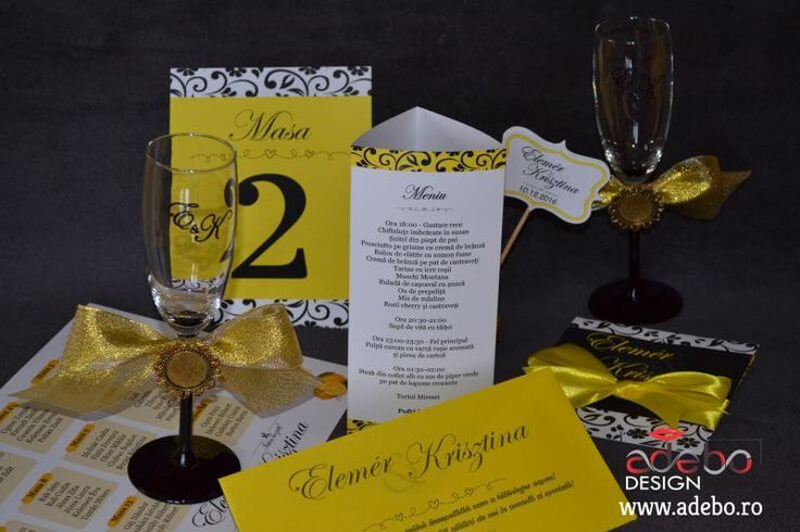 Cauti invitatii de nunta in maghiara, invitatii de nunta in ungureste? Culoarea preferata pentru cel mai important eveniment din viata ta o sa fie galben cu negru? Avem pregatit un model de invitatie de nunta deosebit si special in felul ei.