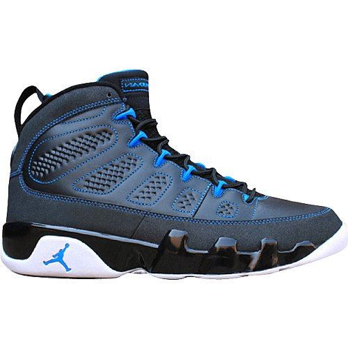 The Black, White and Blue Air Jordan 9: http://on.