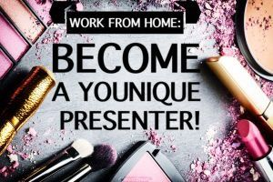 Become a Younique Presenter and join my team today! Simply go to www.youniqueproducts.com and sign up under me, Rebecca Stevens.