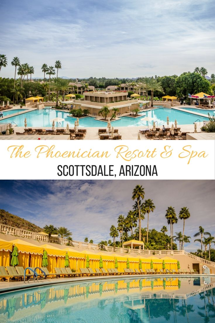 The Phoenician in Scottsdale, Arizona is part of the esteemed Luxury Collection, and highlights include a world-class golf course, beautifully designed rooms and fantastic dining.