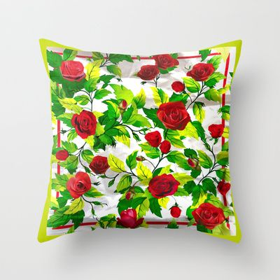 how to get blood out of throw pillow