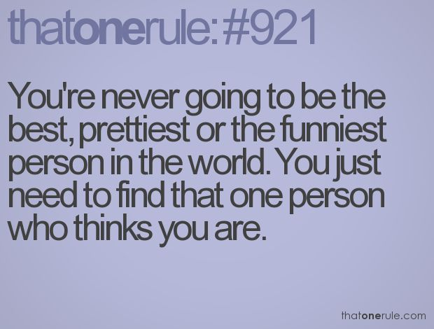 Exactly!!! Because I think i'm funny.. it's just a matter of finding