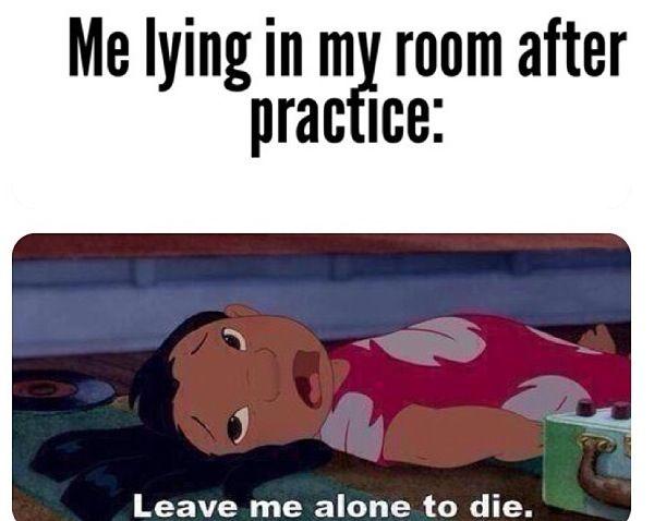 Leave me alone to die