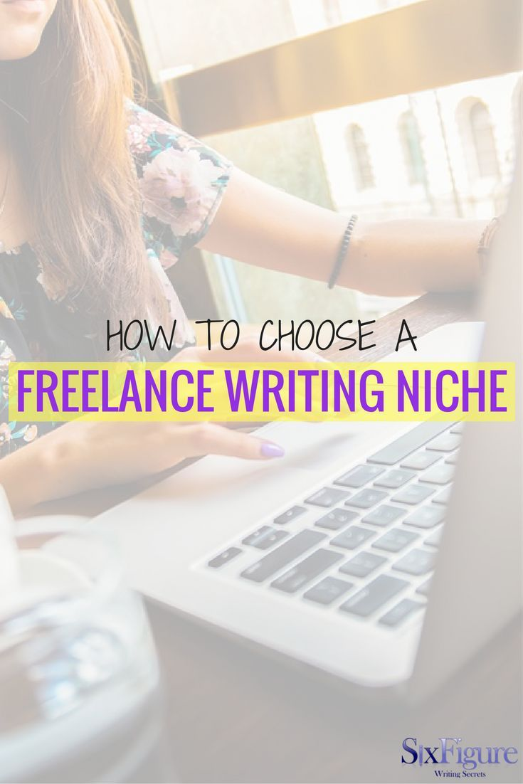 best lance writing tips images writing  find out how to choose a lance writing niche today on six figure writing secrets