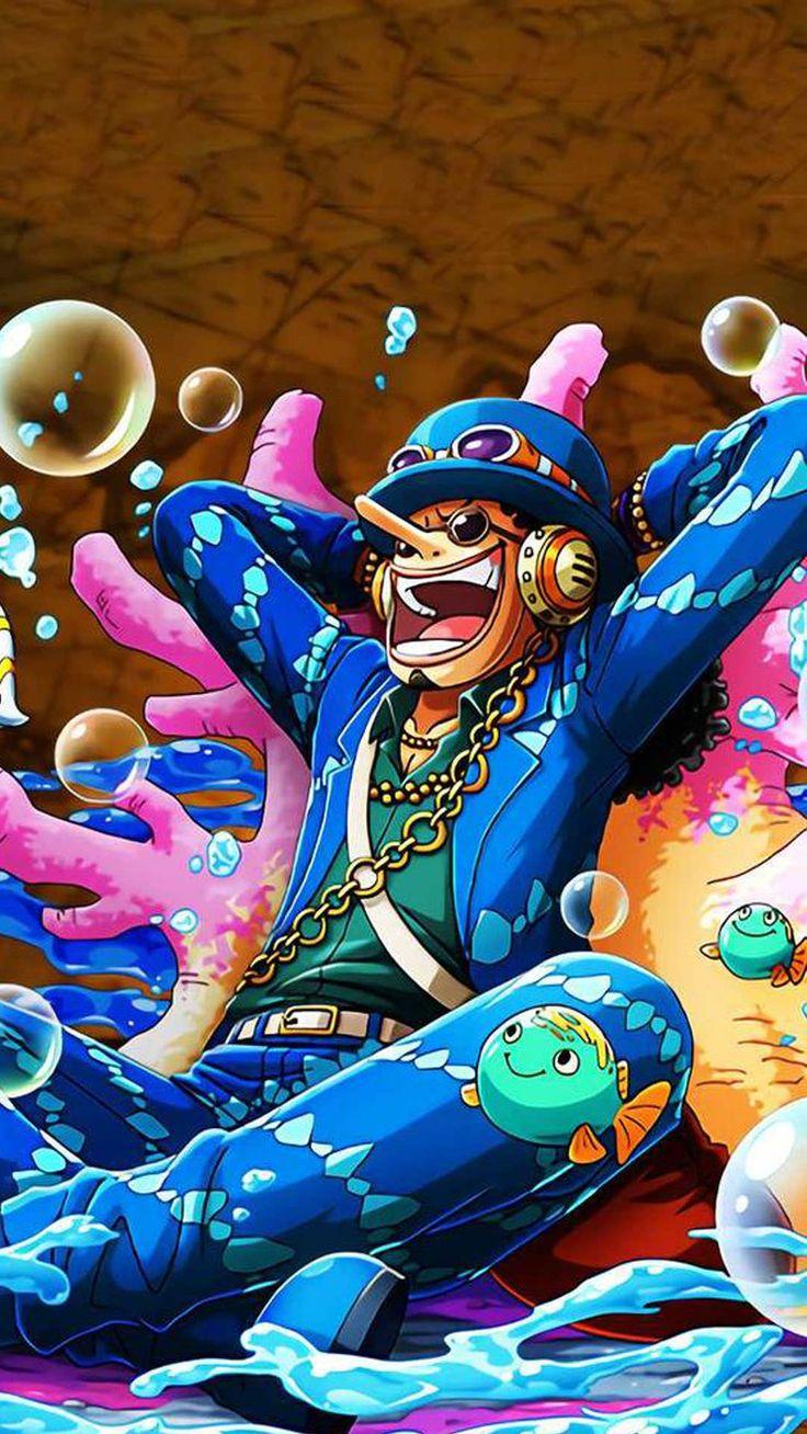 Usopp wallpaper 36   Personajes de one piece, Anime manga ...