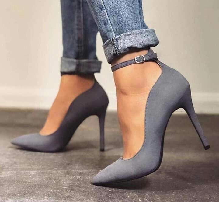 High Heel Oxford Schuhe für Frauen High Heel Overknee Stiefel für Frauen #Schuh ...