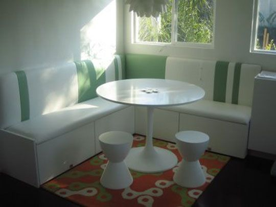 Ikea Hack Eugene S Cozy Banquette Pinterest Banquettes Apartment Therapy And