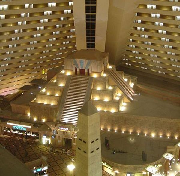 Luxor Hotel- We go to vegas about every year & stay in the tower suites. Much nicer than the pyramid. Love it there, wish they would bring back more of the egyptian theme it was built on before MGM bought it out. Our stay in the tower is always great.