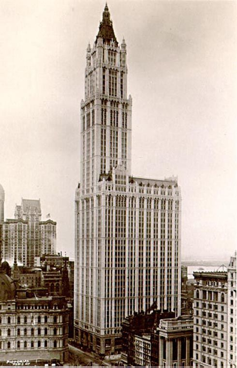 TALL BUILDINGS SKYSCRAPERS | ... Building was considered a leading example of tall building design