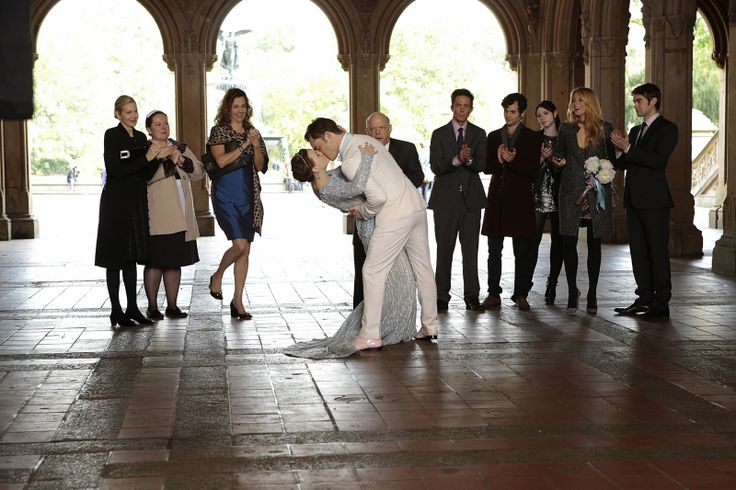 Gossip Girl Series Finale Spoilers — Chuck and Blair Wedding