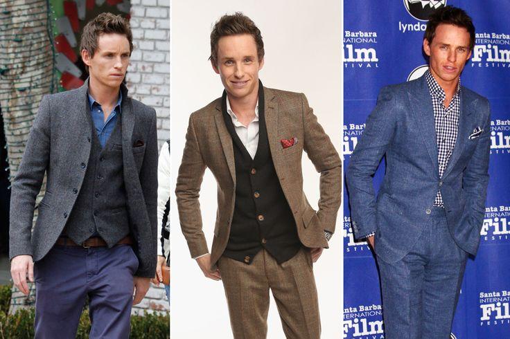 Star Styles im Check: Eddie RedmayneDer Mann liebt seinen Anzug! Eddie Redmayne war der unbestrittene König auf dem roten Teppich der