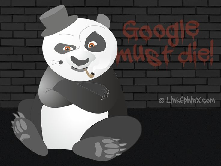 Two points of view on one bear. And what do you see when you come to the Google zoo? ;-)