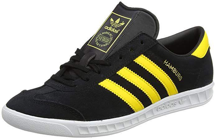 Adidas Shoe Gazelle Low Sneaker Gelb Weiß # Herren Schuhe