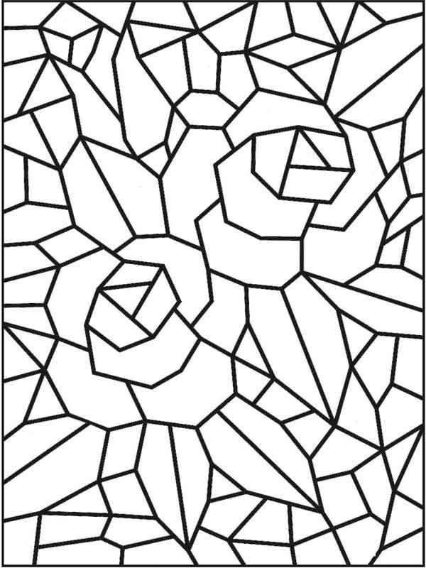 Pontilhismo O Que E Como Fazer Desenhos Para Colorir Desenho
