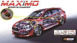 Nissan Grand Livina / Livina - Maximo Sports Damper / Spring Buffer Stabilizer Nissan Grand Livina / Livina (belakang)