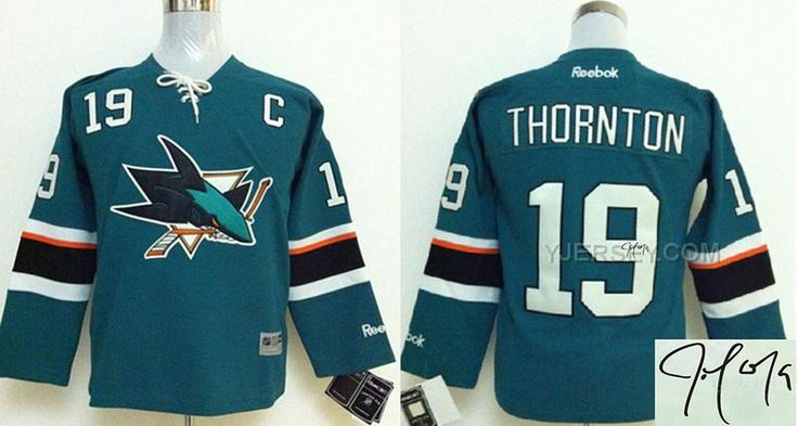 http://www.yjersey.com/cheap-sharks-19-thornton-teal-signature-edition-youth-jerseys.html CHEAP SHARKS 19 THORNTON TEAL SIGNATURE EDITION YOUTH JERSEYS Only 50.00€ , Free Shipping!