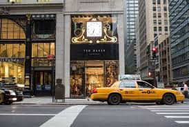 Ted Baker _ Fifth Avenue New York