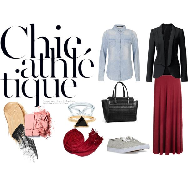 """""""sporty hijab look"""" by sahar-things on Polyvore"""
