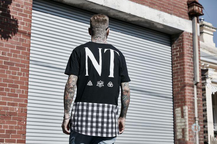 THE CULT | By #ntmrw #notomorrowclothing #tshirts #streetwear #menswear #melbournemade #houseoftees