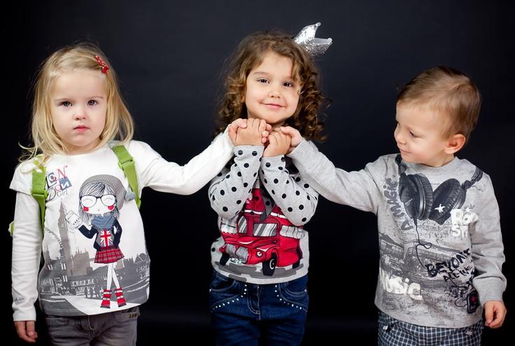 Kendra, Iman, Ákos  Gyerekruha fotózás - Umamira