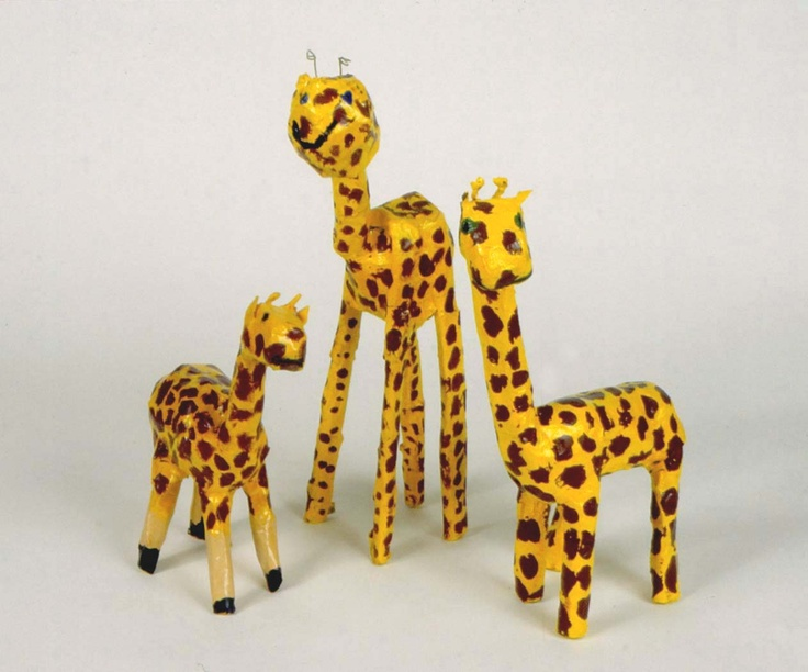 17 best images about paper mache on pinterest hong kong for Making paper mache animals