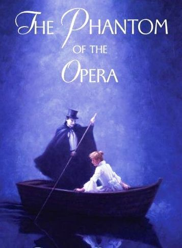 """If I am the phantom, it is because man's hatred has made me so. If I am to be saved it is because your love redeems me.""  ― Gaston Leroux, The Phantom of the Opera"