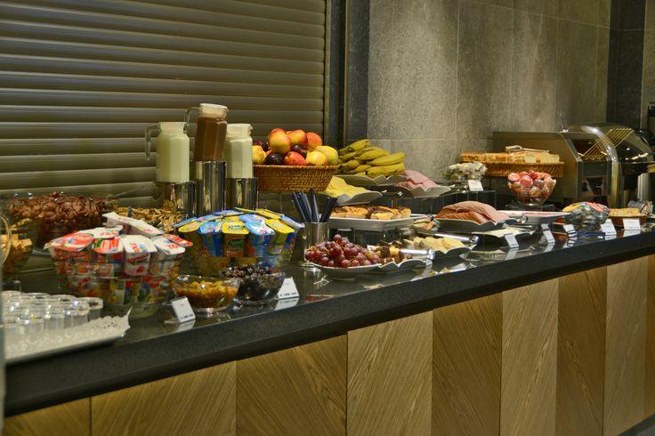 #Temuco #Holiday #Inn #hotel #food #breakfast