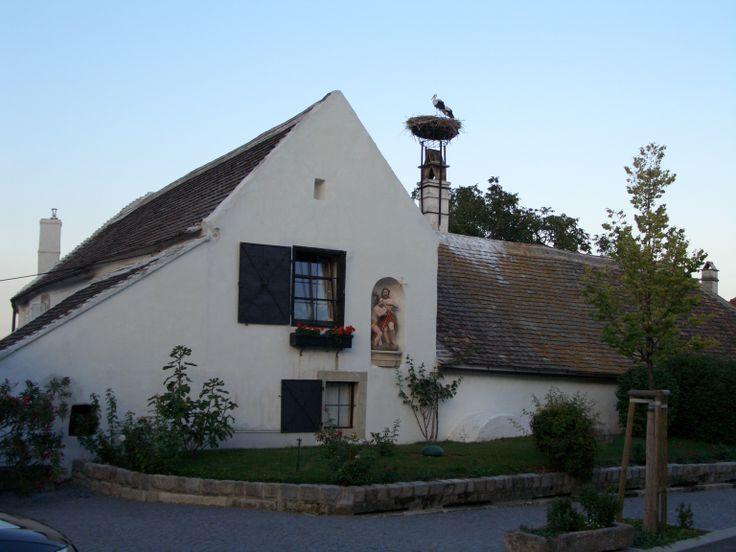 Burgenland (Purbach) - 2007 - Mit Störchen ... Richtig kitschig ^^