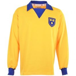 Shrewsbury Town 1970s Retro Football Shirt Shrewsbury Town 1970s. http://www.MightGet.com/may-2017-1/shrewsbury-town-1970s-retro-football-shirt.asp