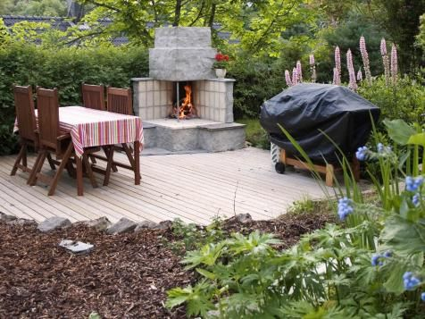 Small Outdoor Kitchen Ideas Pictures Tips Expert Advice