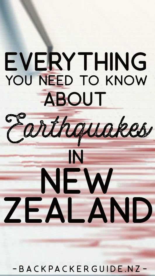 Earthquakes in New Zealand. What you need to think about when planning a trip to New Zealand. Are earthquake dangerous in New Zealand? New Zealand is famous for its jaw-dropping mountains that still continue to rise today thanks to the deformation of the Australian and Pacific plates. With this wonderful landscape comes the occasional earthquake. While most of them are barely felt, the larger earthquakes in New Zealand make the international headlines every three years or so. However, the…