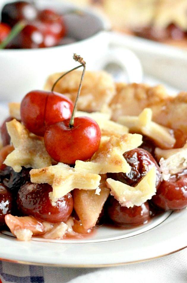 Cherry-Apple Pie Recipe